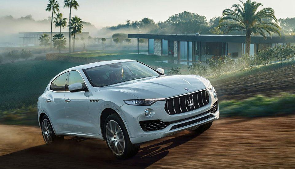 Maserati Levante AWD Q4