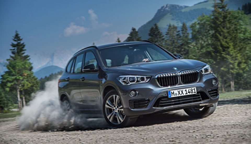 BMW X1 18d sDrive 1 Business Advantage