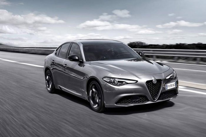 Alfa Romeo Giulia 2.2 Super 150 CV AT8