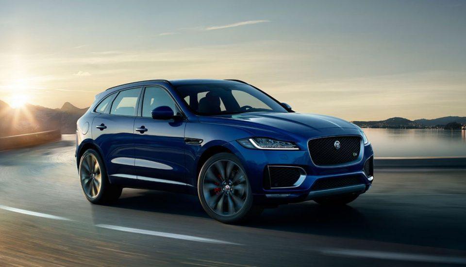 Jaguar F-Pace Pure Automatica