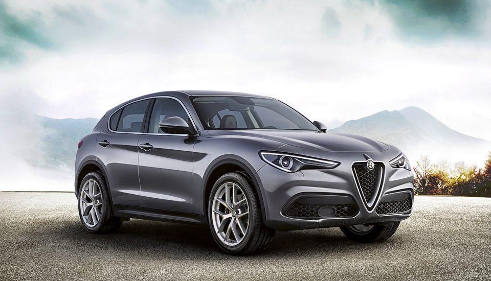 Alfa Romeo Stelvio 2.2 Executive 2020