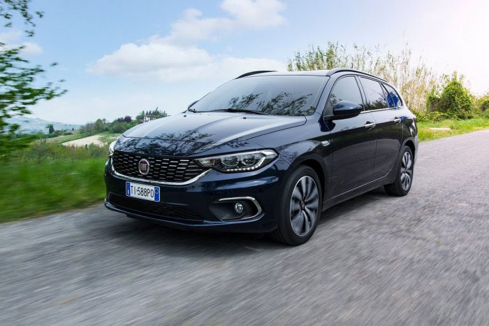 Fiat Tipo SW 1.3 Easy MJT Euro 6D-Temp