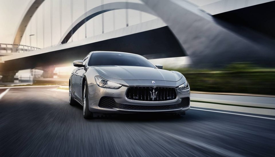Maserati Ghibli 3.0 350CV V6