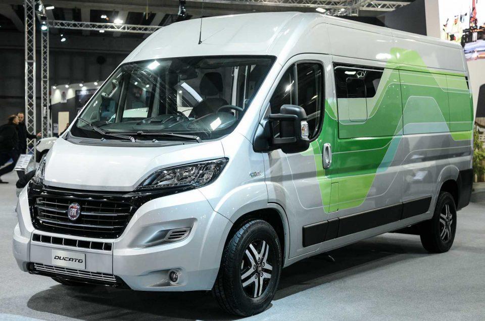 Nuovo Ducato elettrico a zero emissioni