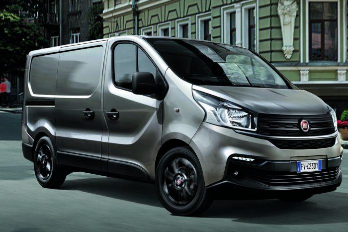 Fiat Talento  CH1 2.0 Ecojet 120CV S&S
